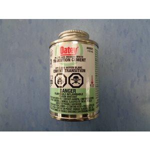 125 ML. DE COLLE DE TRANSITION ABS / PVC AVEC PINCEAU