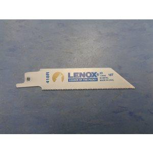 5 LAMES LENOX ALTERN#418R MET.