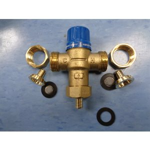 VALVE THERMOSTATIQUE 1 / 2'' PEX